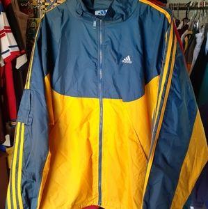 DOPE Vintage Adidas Windbreaker Sz L